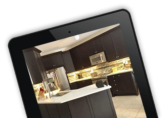 ipad kitchen
